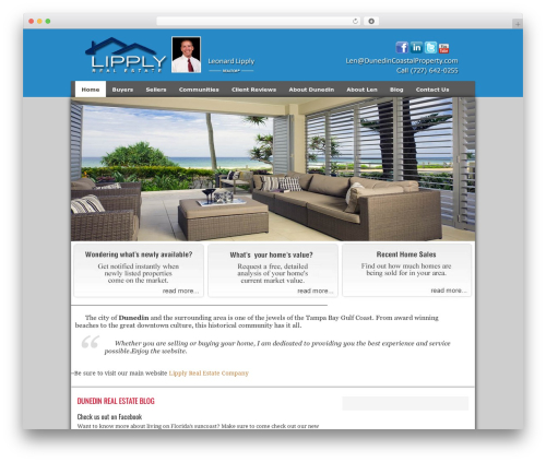 Free WordPress Single Latest Posts Lite plugin - dunedincoastalproperty.com