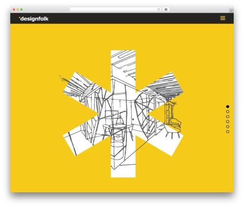 Free WordPress Snazzy Maps plugin - designfolk.ie
