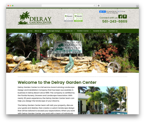 Free WordPress WP Page Numbers plugin - delraygardencenter.com