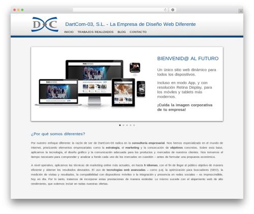 Theme WordPress Method - dartcom-03.com