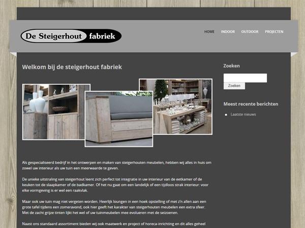 Corpo theme WordPress portfolio