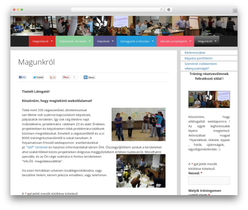 GeneratePress free website theme - petrovszki.com