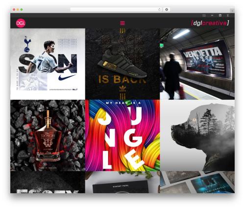 Theme WordPress Chester - dglcreative.com