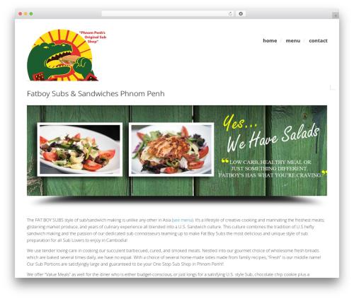 WordPress ajaxy-search-form plugin - fatboysubs.com