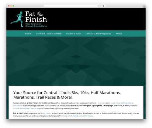 Free WordPress Countdown Timer plugin - fatatthefinish.com