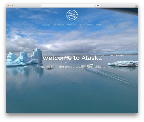 Sydney WordPress template free download - flyalaska.ch