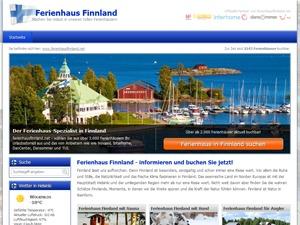 Theme WordPress ferienhausfinnland.net