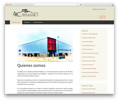 Twenty Thirteen WordPress theme free download - funerariaatanasio.com