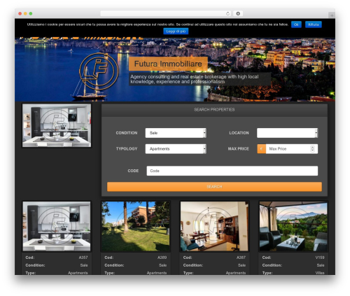 Free WordPress Image Watermark plugin - futuraimmobiliare.it