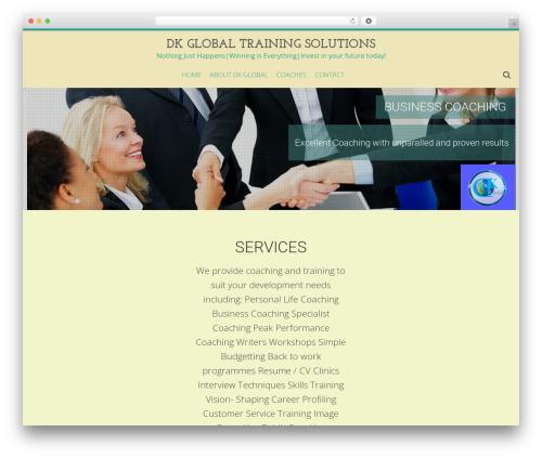 AccessPress Ray WordPress theme download - dkglobal.org.uk