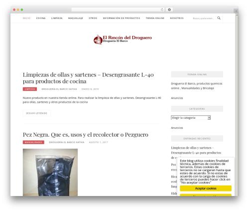 Free WordPress Mega Menu Plugin for WordPress plugin - drogueriaelbarco.com/blog