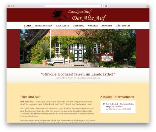WordPress dmsguestbook plugin - der-alte-auf.de