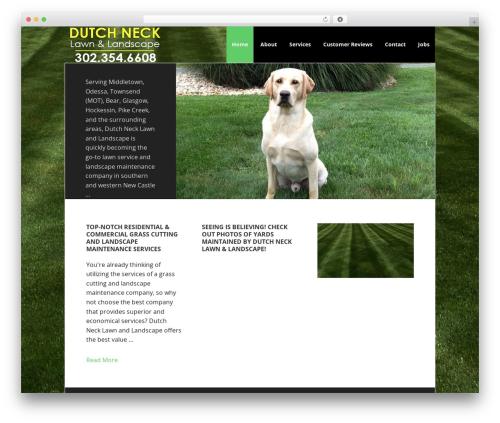 Free WordPress WP Customer Reviews plugin - dutchnecklawnandlandscape.com