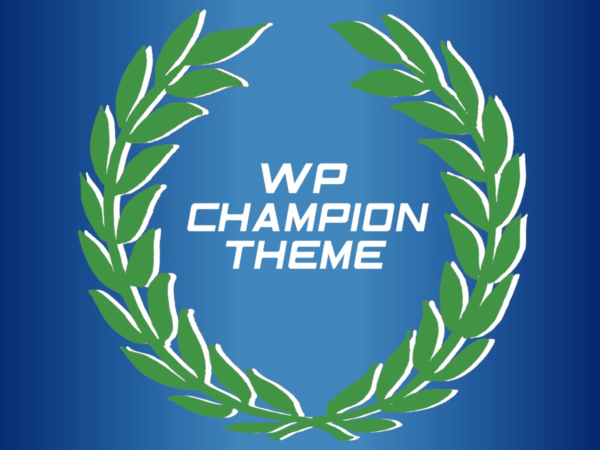 WP Champion Professional Theme theme WordPress