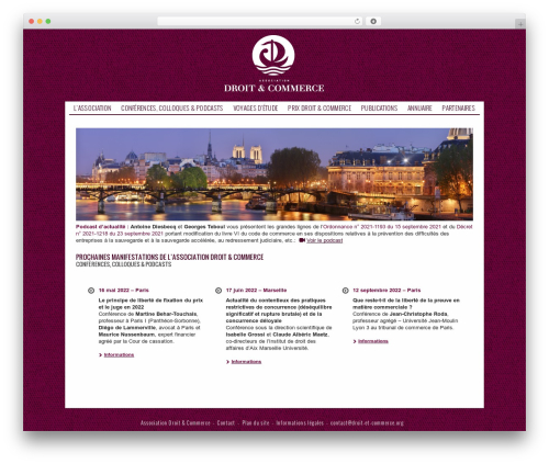 Free WordPress Animate It! plugin - droit-et-commerce.org