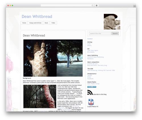 Free WordPress googleCards plugin - deanwhitbread.com/blog