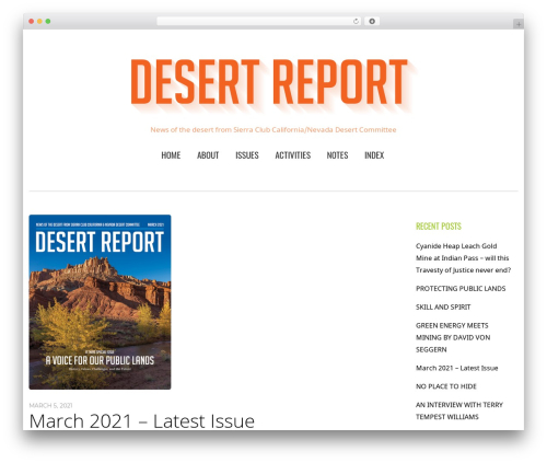 Free WordPress RICG Responsive Images plugin - desertreport.org