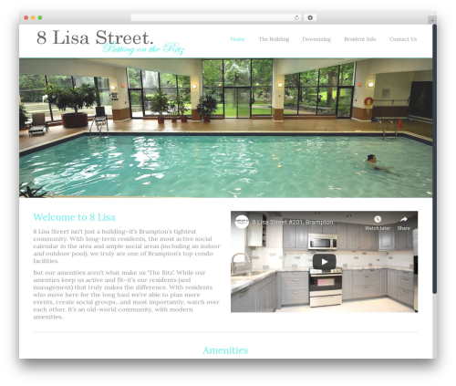 WordPress theme Wp Real Estate - demo4.real-estate-websites.ca