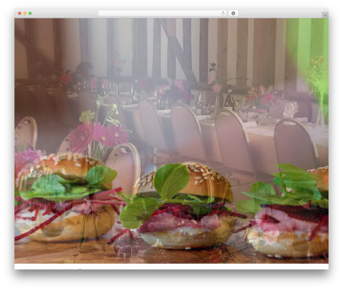 WP Nuvo business WordPress theme - dandelion-catering.co.uk