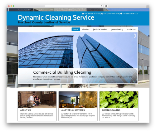 WP template JanitorV6 - dynamiccleaningservicect.com