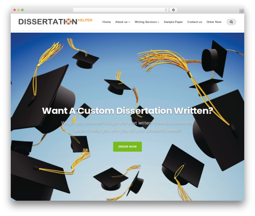 Businessx template WordPress free - dissertation-helper.co.uk