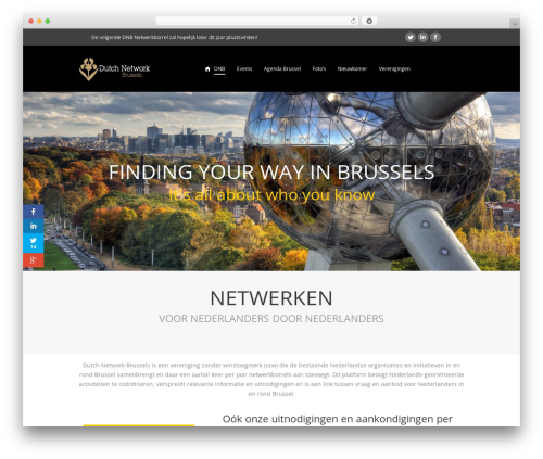 The7 WP theme - dutchnetwork.be