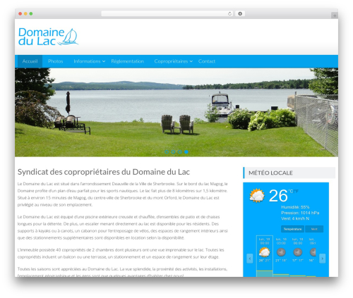 Free WordPress Photo Gallery by 10Web – Responsive Image Gallery plugin - domainedulac.ca