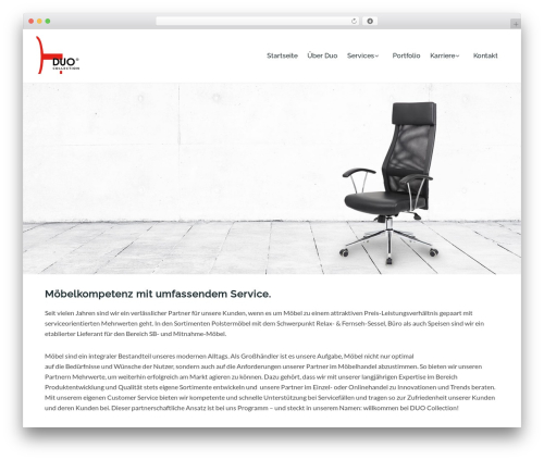 DynamiX WP theme - duo-collection.com