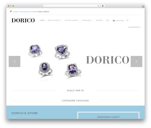 WordPress theme Regency - dorico.it