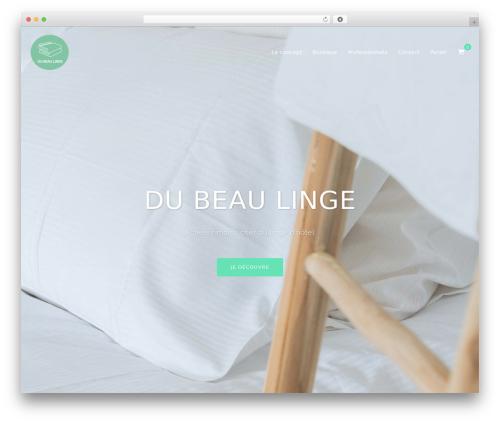 WordPress sydney-portfolio plugin - dubeaulinge.fr
