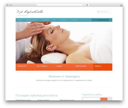 WordPress google-maps-ready plugin - doctorkarabelova.com