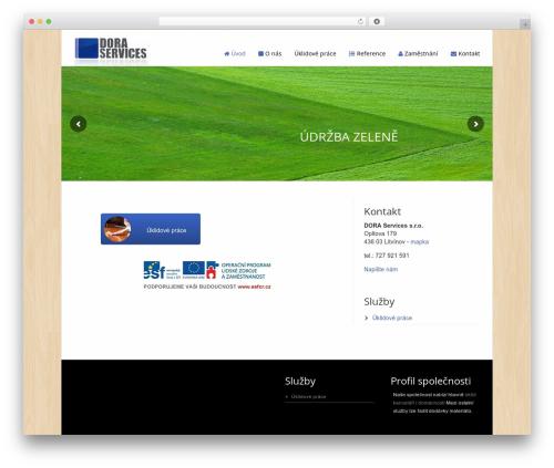 Striking MultiFlex & Ecommerce Responsive WordPress Theme WordPress shopping theme - doraservices.cz
