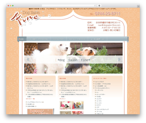 Family Tree Child Theme Wordpress Theme By Creativity Included