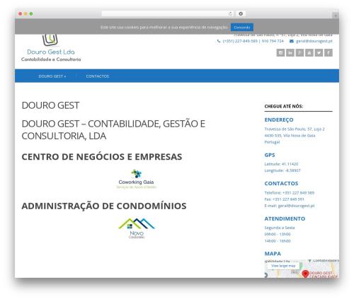 Free WordPress Flare plugin - dourogest.pt