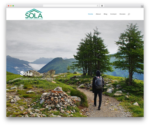 Best WordPress template Divi - discoversola.com