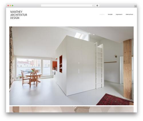 Stockholm best WordPress theme - adberlin.net