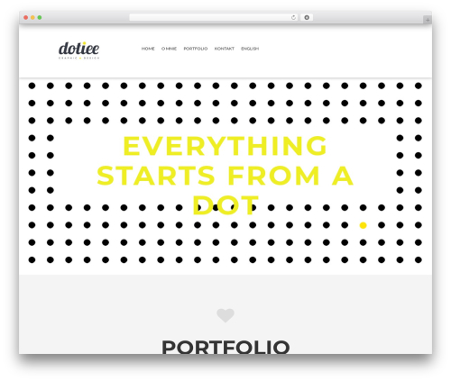 Theme WordPress Cabana - dotiee.com