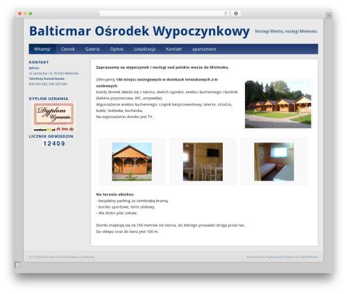 Free WordPress WordPress Hit Counter plugin - domki-mielno.com