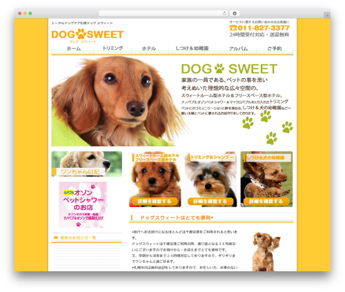 WordPress wp-spamfree plugin - dogsweet.com