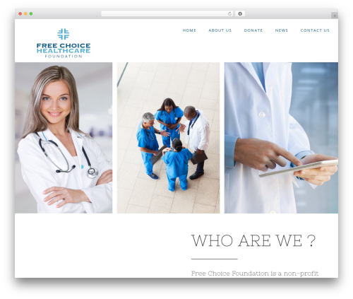 Best WordPress template Avada - freechoicehealthcare.org