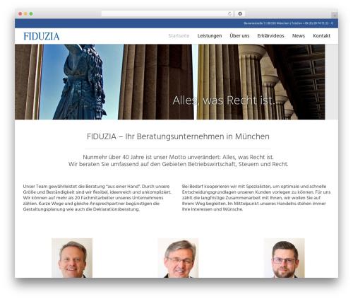 JOYN. WordPress template - fiduzia-ag.de