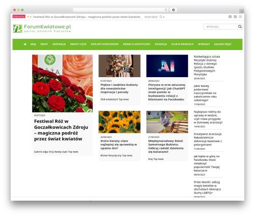 Free WordPress Team plugin - forumkwiatowe.pl