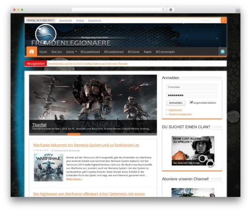Free WordPress Delightful Downloads plugin - fremdenlegionaere.net