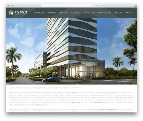 Template WordPress Kocka - forumaventura.com