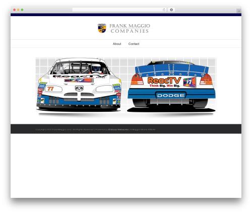 WordPress cforms146 plugin - frankmaggio.com