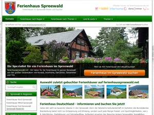 Theme WordPress ferienhausspreewald.net