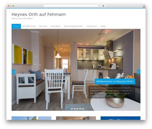 Free WordPress WP Cloudy plugin - ferienwohnung-fehmarn-orth.de