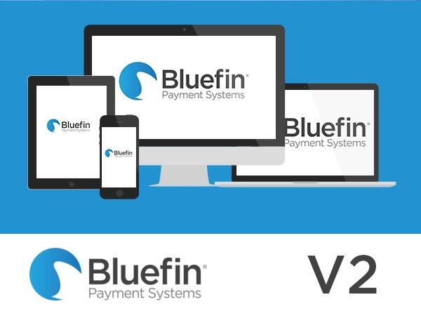 WordPress template Bluefin