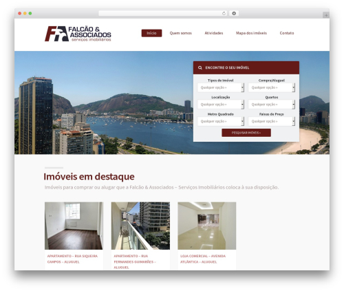 Free WordPress WP-PageNavi plugin - falcao.adm.br