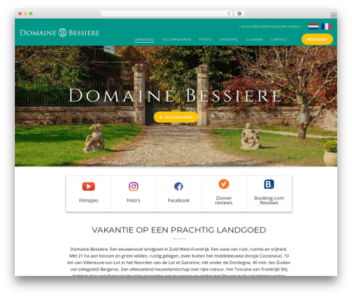 Free WordPress Gwolle Guestbook plugin - domainebessiere.com